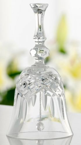 Galway Crystal Longford Makeup Bell